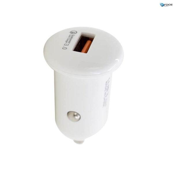شارژر فندکی فست شارژ کینگ استار